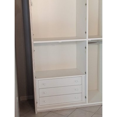 cassettiera interna armadio Alum (XL)