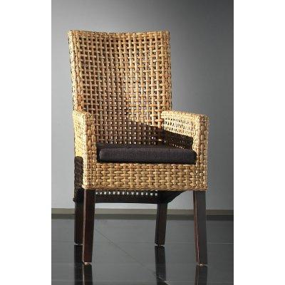 sedia Cemara con braccioli
