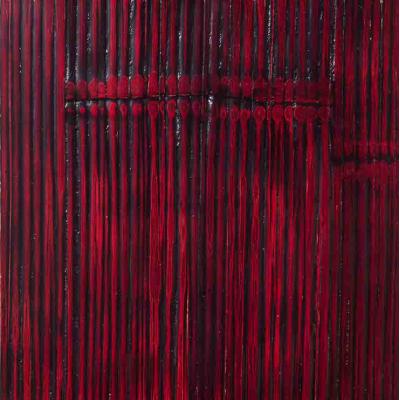 crash bambù red - rosso