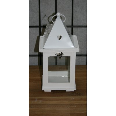 lanterna Kanpur bianca